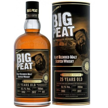 Big Peat - The Gold Edition - 25 Years Old