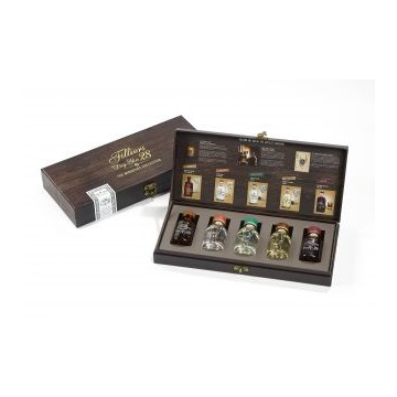 Filliers Dry gin Miniatures collection 5x5cl
