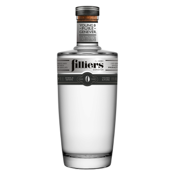 Filliers Barrel Aged Genever 0YO Young & Pure